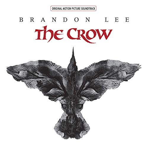 The Crow (Original Motion Picture Soundtrack)(2LP Solid White and Black LP) (RSD Exclusive 2019)