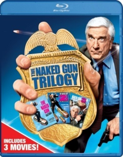 The Naked Gun Trilogy Collection [Blu-ray]