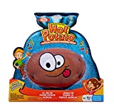 Ideal Hot Potato Electronic Musical Passing Kids Party Game, Don't Get Caught With the Spud When the Music Stops! Ages 4+, 2-6 Players