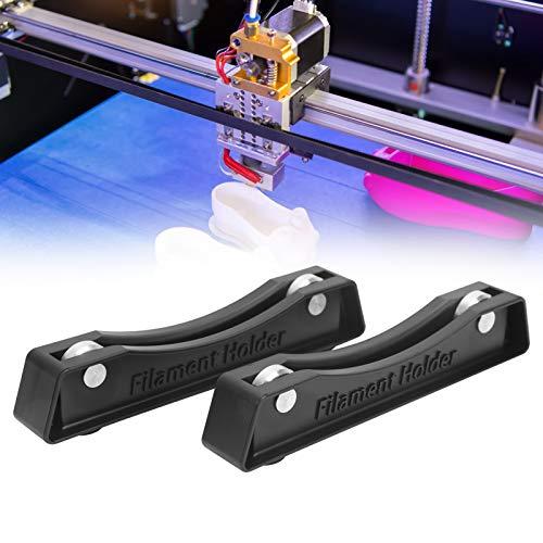 2Pcs Filament Spool Holder, for PLA/ABS Filament 3D Printer, 3D Printer Tabletop Filament Holder, 3D Printing Accessories