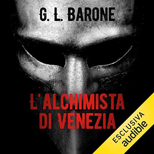 L'alchimista di Venezia copertina