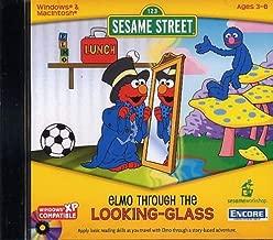 Sesame Street Elmo Through The Looking Glass