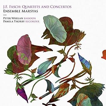 Fasch: Quartets and Concertos
