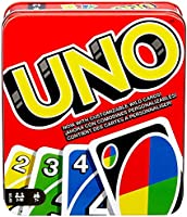 UNO Paper Family Card Game