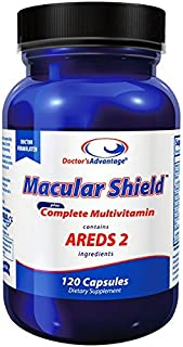 Doctor's Advantage Products Macular Shield Areds 2 Plus Complete Multivitamin, 120 Count