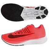 Nike Zoom Fly, Zapatillas para Correr de Carretera Mujer, Hot Punch Black Crimson Pulse, 42 EU