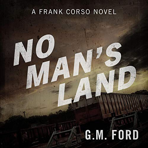 No Mans Land audiobook cover art