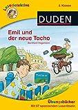 Lesedetektive Übungsbuch: Emil und der neue Tacho