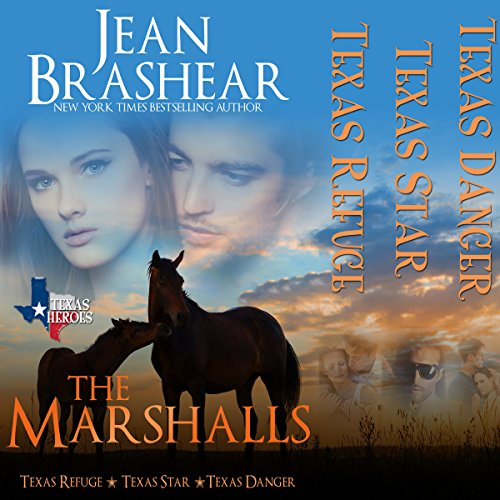 The Marshalls Boxed Set: The Marshalls Books 1-3: Texas Heroes
