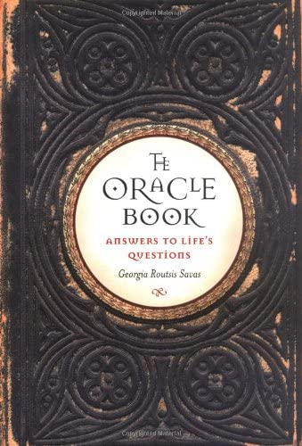 The Oracle Book Answers to Life s Questions product image