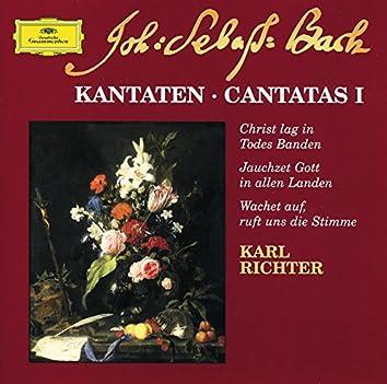 Bach: Cantatas I