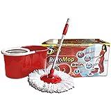 Orlandi VD-GCP036 RotoMop, Plastica, Rosso