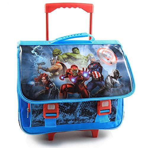 Avengers - Cartable à roulettes Team 41 CM