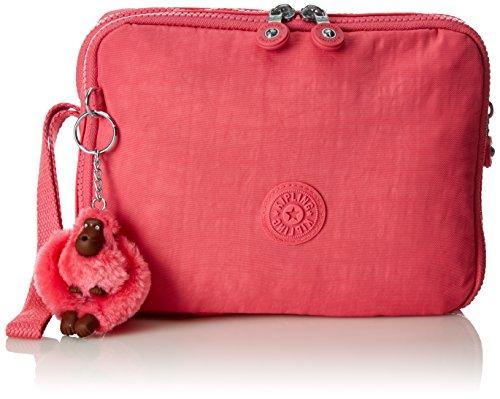 Kipling Donnica, Bolso Mochila para Mujer, Rosa (City Pink), 15x24x45 cm (W x H x L)