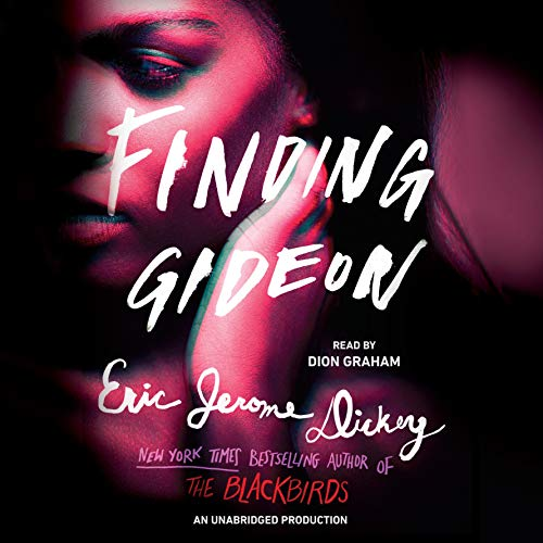 Finding Gideon audiobook cover art
