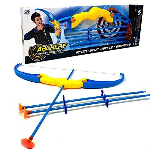 Kidoloop Archery Bow And Arrow Set Kids Children Garden indoor Outdoor...