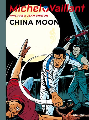 Michel Vaillant - tome 68 - Michel Vaillant 68 (rééd. Dupuis) China moon