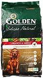 Ração Golden Seleção Natural para Cães Filhotes Sabor Frango, 15kg Premier Pet Para Todas Grande Filhotes,