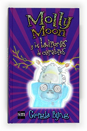 Molly Moon y los ladrones de cerebros: 4