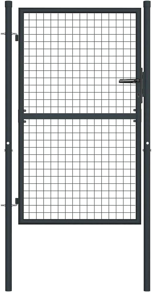 Outdoor Garden Gate Barrier Superlatite Lockable Easy Wi Super beauty product restock quality top Installation
