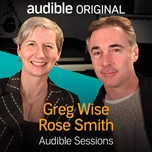 Greg Wise & Rose Smith audiobook cover art