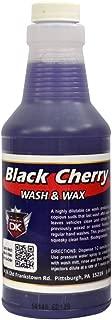 Detail King Black Cherry Car Wash Soap with Wax 16oz