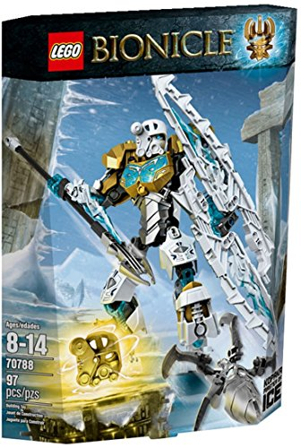 LEGO Bionicle 70788 - Meister des Eises