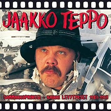 Sammakkoprinssi - Kaikki Levytykset 1987-1993