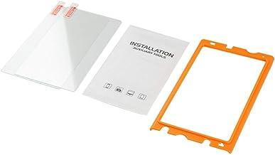 Andoer Protetor de tela de vidro GuliKit 2pcs Dureza 9H compatível com console Switch Lite Filme temperado anti-impressão ...