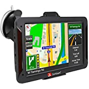 GPS Navigation for Car 7 Inch Vehicle GPS Navigation Car System 8G Memory Portable Truck Navigator Touch Screen North America Lifetime Maps Free Update