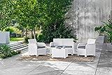 Zoom IMG-2 keter rosalie lounge set con