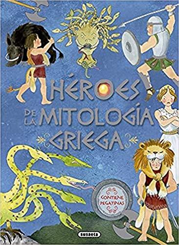 Héroes De La Mitología griega (Tradiciones con pegatinas)