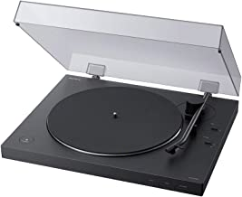 Sony PS-LX310BT Belt Drive Turntable: Fully Automatic Wireless Vinyl Record Player with..