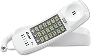 At&T Corded Telephone White