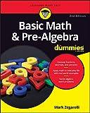 Basic Math & Pre-Algebra For Dummies (For Dummies (Lifestyle))