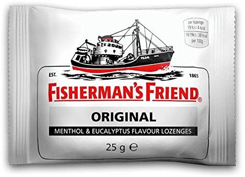 Di Lofthouse Fisherman's Friend Originale Extra Forte 25g - Confezione da 24 [Vari
