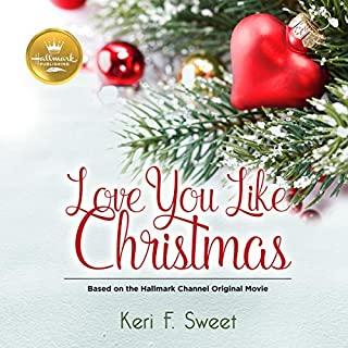 Love You Like Christmas cover art