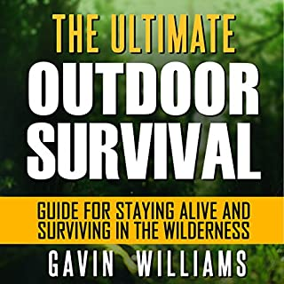 Outdoor Survival audiobook cover art