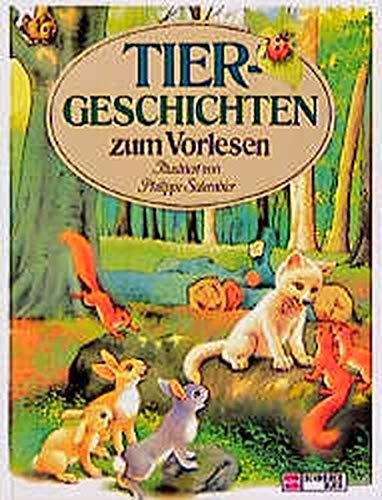 Tiergeschichten zum Vorlesen