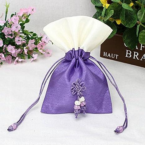 The Perfect Reusable Gift Wrap 6 x 9 Silk Bag