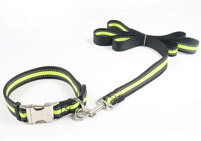 Dog Leash Dog Chain Large Medium and Small Dogs Dog Leash Collar P Chain Dog Strap (Size   M)