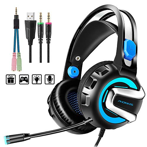 Gaming Headset with Microphone, ...