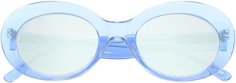 HIGHKOLT Dara Darling  Oval Sunglasses HK7210 For Women  Diff Vision DV39 UV400 Predection
