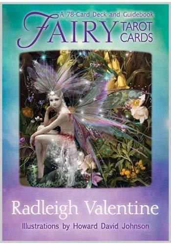 フェアリー タロットカード Fairy Tarot Cards 英語のみ