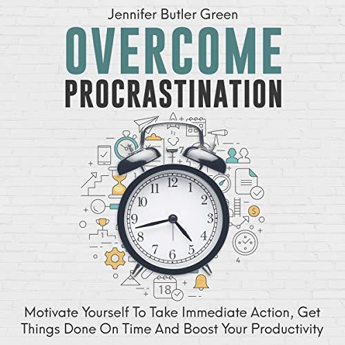Overcome Procrastination  By  cover art