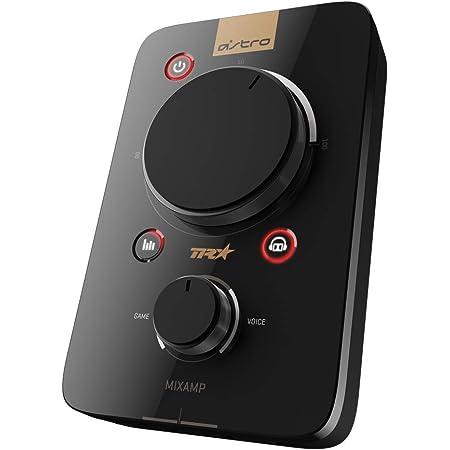 Astro ミックスアンプ MixAmp TR MAPTR ブラック ヘッドセット サウンドカード Dolby Audio 国内正規品 2年間メーカー保証