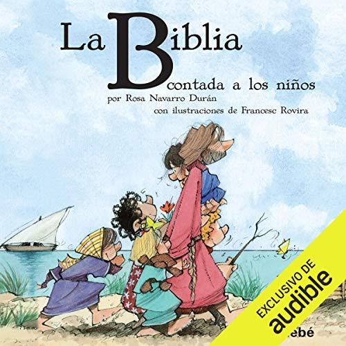 La Biblia [The Bible] audiobook cover art