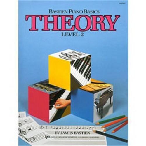 Bastien Piano Basics - Theory Level 2 Book