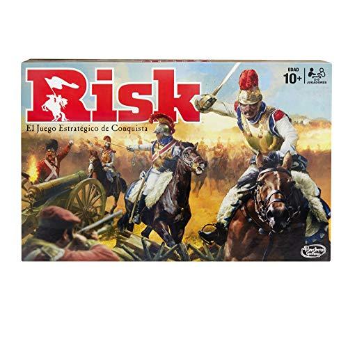 Risk marca Hasbro Gaming