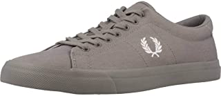 Fred Perry Men's Underspin Twill Sneaker
